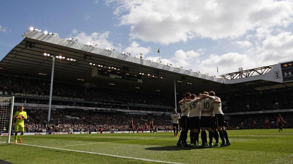 Wenger Ingatkan Spurs soal Risiko Pindah Stadion