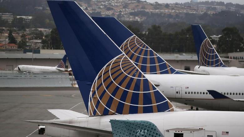 CEO United: Tidak Ada yang Dipecat Pasca Penumpang Dipaksa Turun