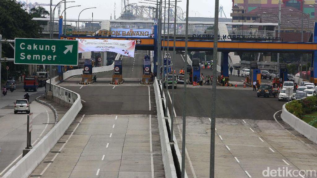 Ada Tol Akses Tanjung Priok, Sopir Truk Bisa Hemat Waktu 30 Menit