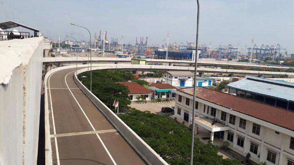 Sumbang Rp 400 M Bangun Tol Priok, Bagaimana Nasib Jakpro?