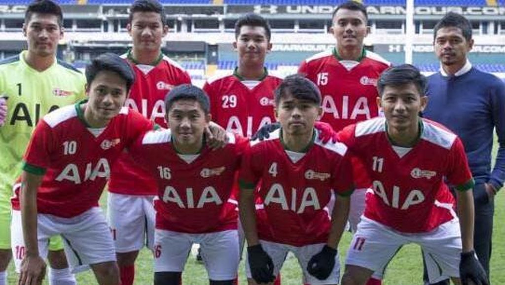 Tim Asuhan Bepe dan Firman Utina Rebut Runner Up di White Hart Lane