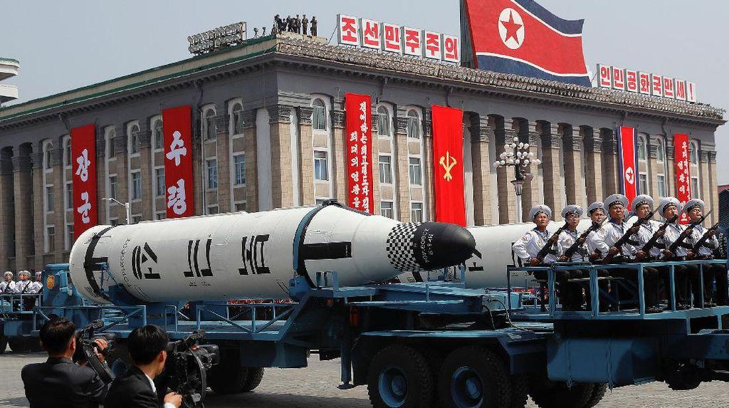 Begini Cara Korea Utara Mendanai Proyek Nuklir