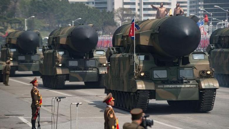 Rusia Blokir Kecaman DK PBB untuk Uji Coba Rudal Korut