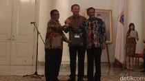 Ahok Kembali Aktif Jadi Gubernur, Sumarsono Tinggalkan Balai Kota
