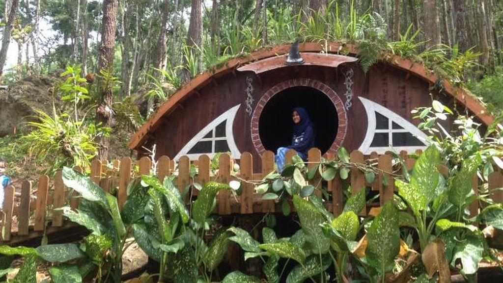Wow, Ada Rumah Hobbit di Yogyakarta