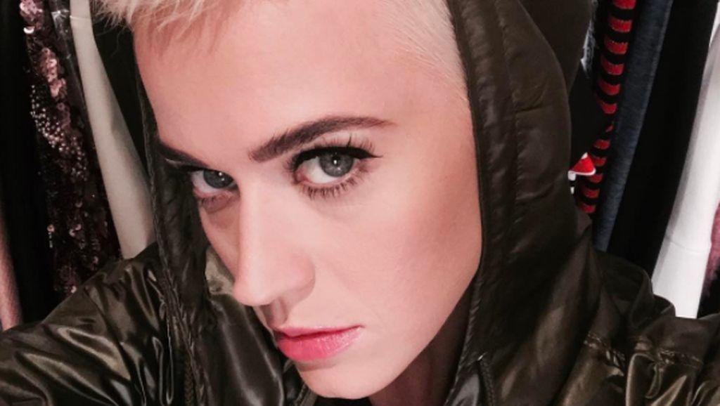 Berambut Pendek, Katy Perry Dikira Justin Bieber