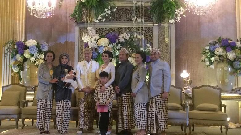 Nisya Ahmad Akui Keluarga Tak Hadiri Pernikahan Adik Nagita Slavina
