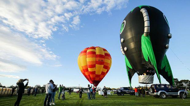 Balon udara.