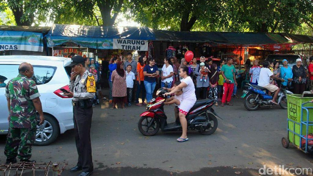 Nani Widjaja Nikah, Pengamanan Masjid Kasepuhan Cirebon Diperketat