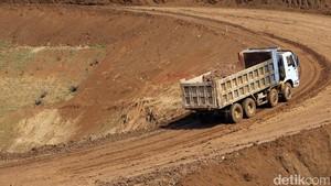 Proyek Pembangunan Tol Cisumdawu Terus Dikebut