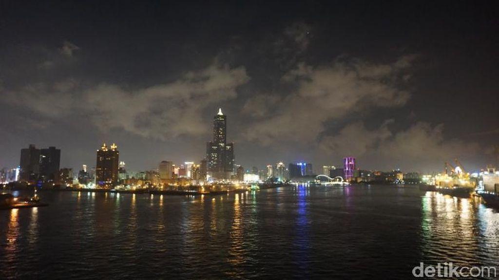Halo Kaohsiung, Kota yang Cantik di Taiwan