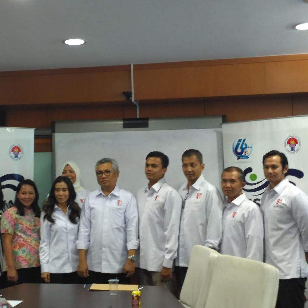 Pemanasan Asian Games 2018, PRSI Gelar Festival Akuatik di Palembang