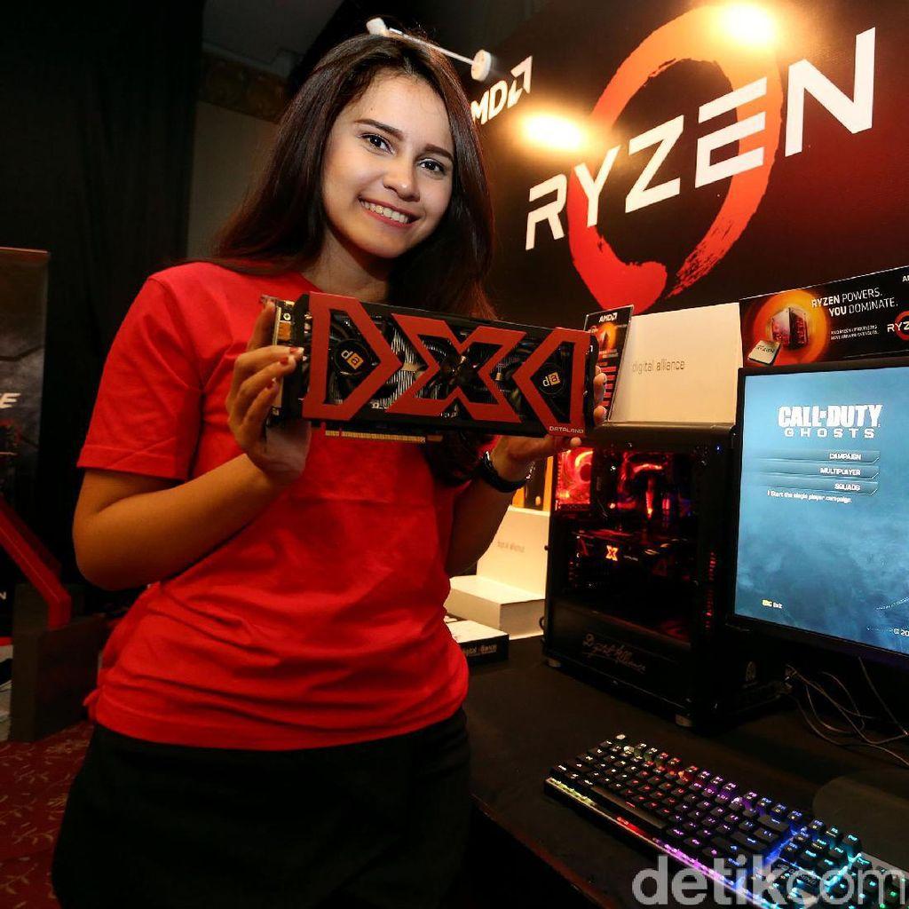 AMD Ryzen 3 Siap Unjuk Gigi di Akhir Juli