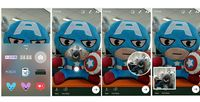 Cara buat stiker selfie Instagram