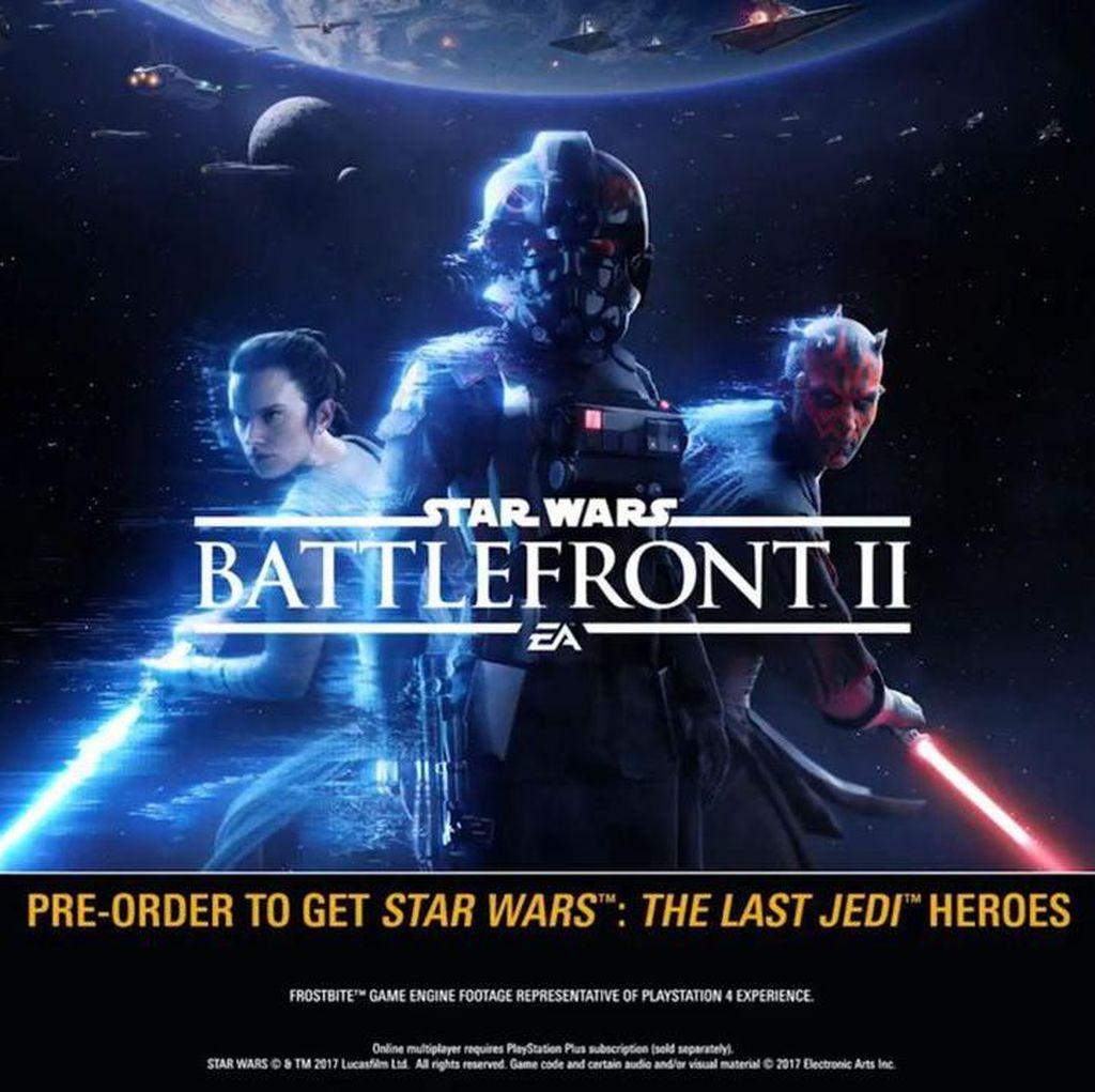 Hore! Tak Ada Season Pass di Star Wars Battlefront 2