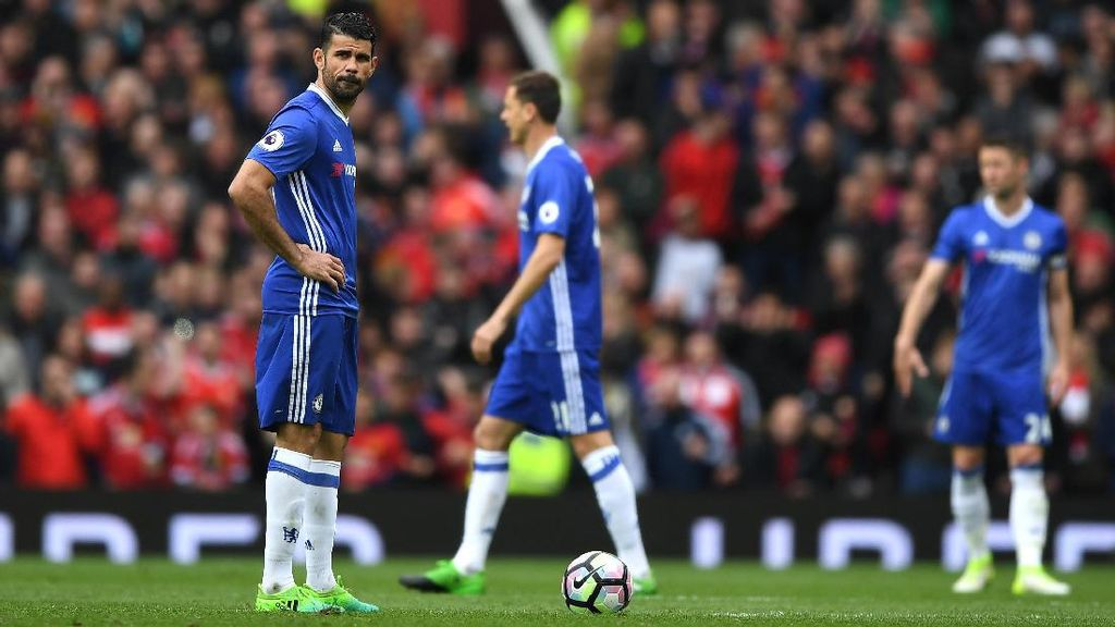 The Blues Tak Berkutik di Old Trafford