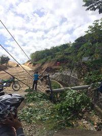 Begini Perjuangan Melistriki Daerah Perbatasan RI-Timor Leste