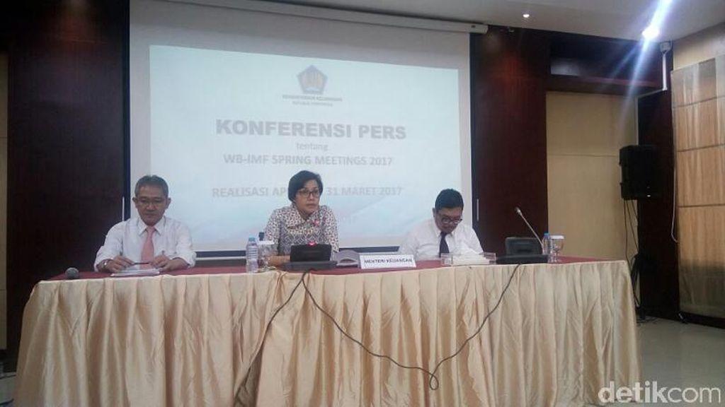 Ini Misi Sri Mulyani di Pertemuan Musim Semi IMF dan Bank Dunia