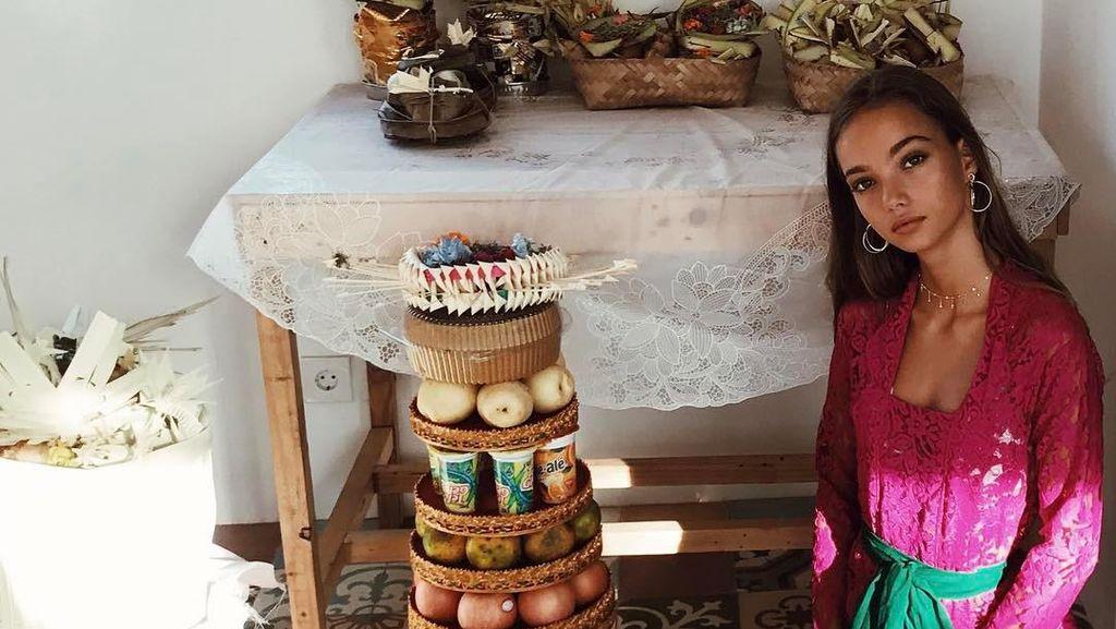 Kenalan dengan Inka Williams, Model yang Dijuluki Gigi Hadid-nya Bali
