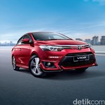 Toyota Vios di Malaysia Ada Kamera 360 Derajat