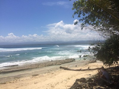 Potret Tanjung Setia yang Digandrungi Peselancar Dunia
