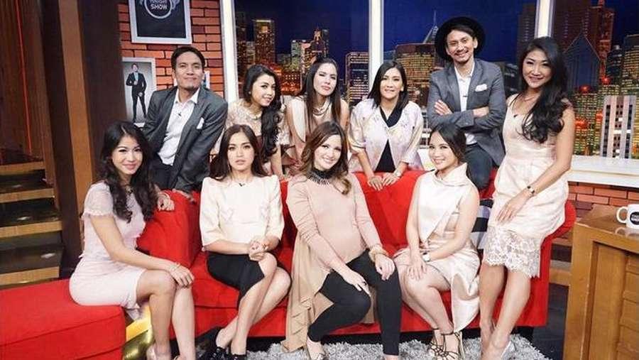 Kumpul Mewah ala Girls Squad