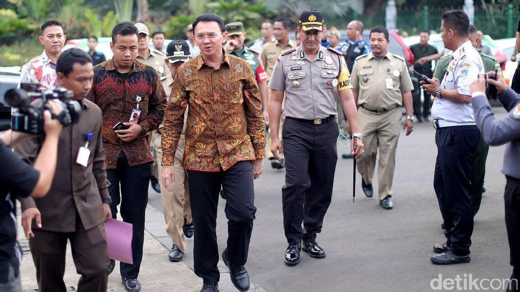 Ahok Ingin Agar Anak-Anak di Jakarta Terdidik dengan Baik