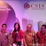 CSIS Tawarkan Saham Perdana Hingga Rp 960/Lembar