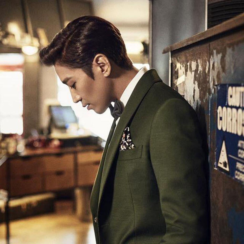 Eric Shinhwa Akan Lepas Status Lajang Juli 2017
