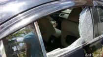 Begini Situasi Mobil Ditembaki Polisi karena Kabur saat Razia