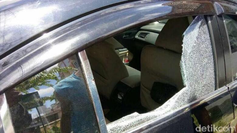 Kronologi Polisi Tembak Mobil yang Tak Berhenti Saat Dirazia