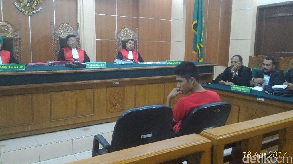 Terdakwa Penistaan Agama di Jambi Divonis 18 Bulan Penjara