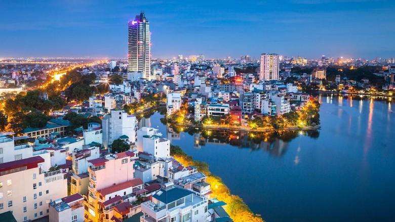 Foto: Ilustrasi Hanoi (Thinkstock)