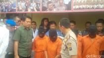 Ini Peran 5 Pelaku Pembakaran yang Tewaskan 1 Keluarga di Medan