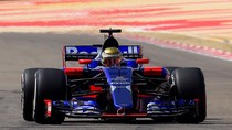 Girboks Bermasalah, Sean Belum Maksimal di Sesi Pertama Tes F1