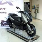 Motor XMAX Hanya Dibuat di Indonesia