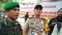 4.260 Personel Siap Jaga Kelancaran Pilgub DKI di Jakut