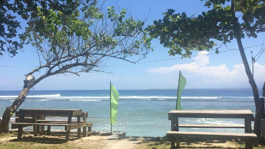 Ini Pilihan Penginapan Murah di Dekat Pantai Tanjung Setia Lampung