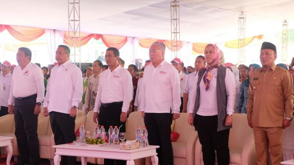 Tiga Menteri Jokowi Amankan Pasokan Pangan Ramadan dan Lebaran