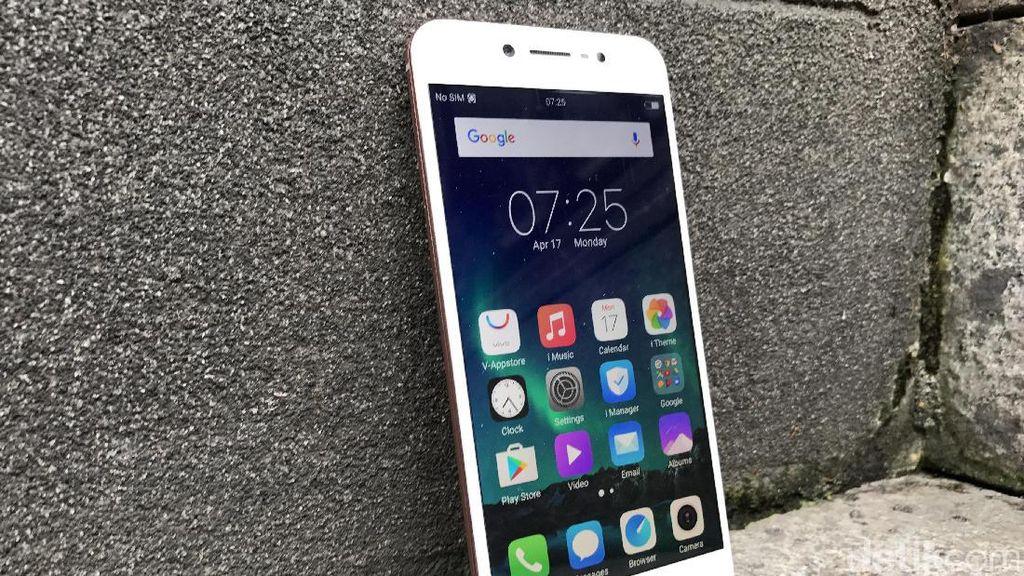 Ambisi Vivo Rebut Takhta Samsung di Indonesia