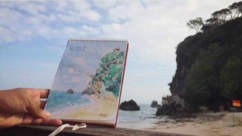 Shiromdhona, Bermula Pengidap Kanker Kini Berkarya Jadi Seniman