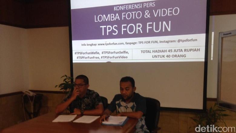 TPS for Fun, Agar Pilgub DKI Jadi Menyenangkan