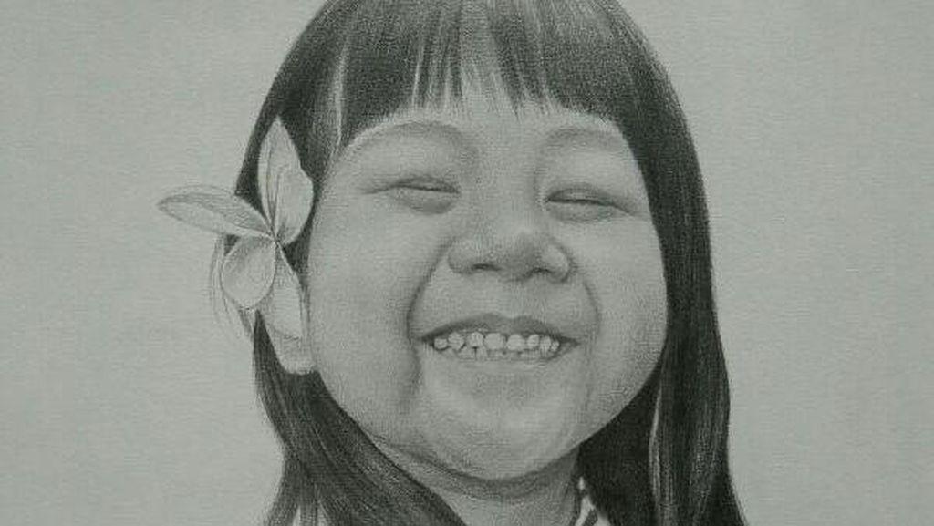 Sketsa Wajah Anak Kecil hingga Alex Abbad Jadi Favorit Shiromdhona