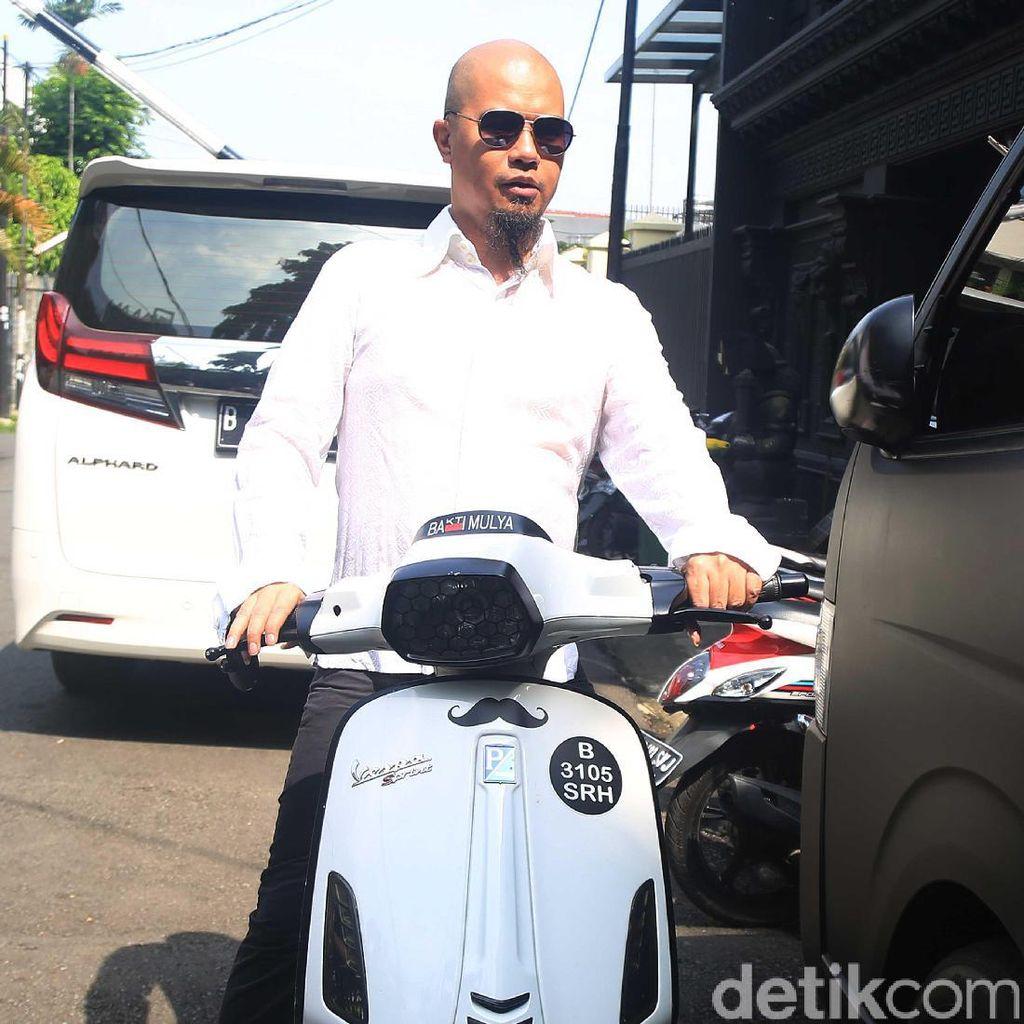 Ahmad Dhani Kembali Ditagih Utang Rp 100 Juta Terkait Kasus Barang Antik