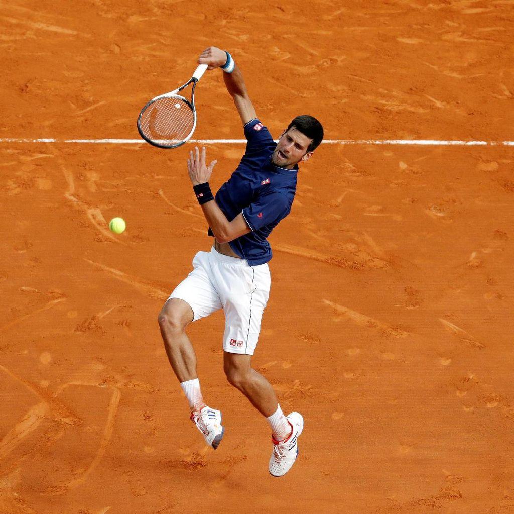Djokovic Mengawali dengan Kemenangan Tiga Set di Monte Carlo