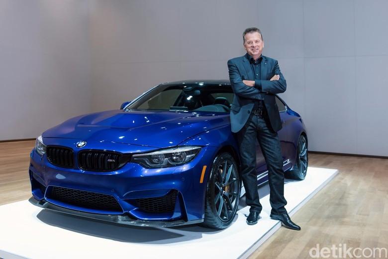 BMW M4 CS Dibanderol Rp 1,5 Miliar