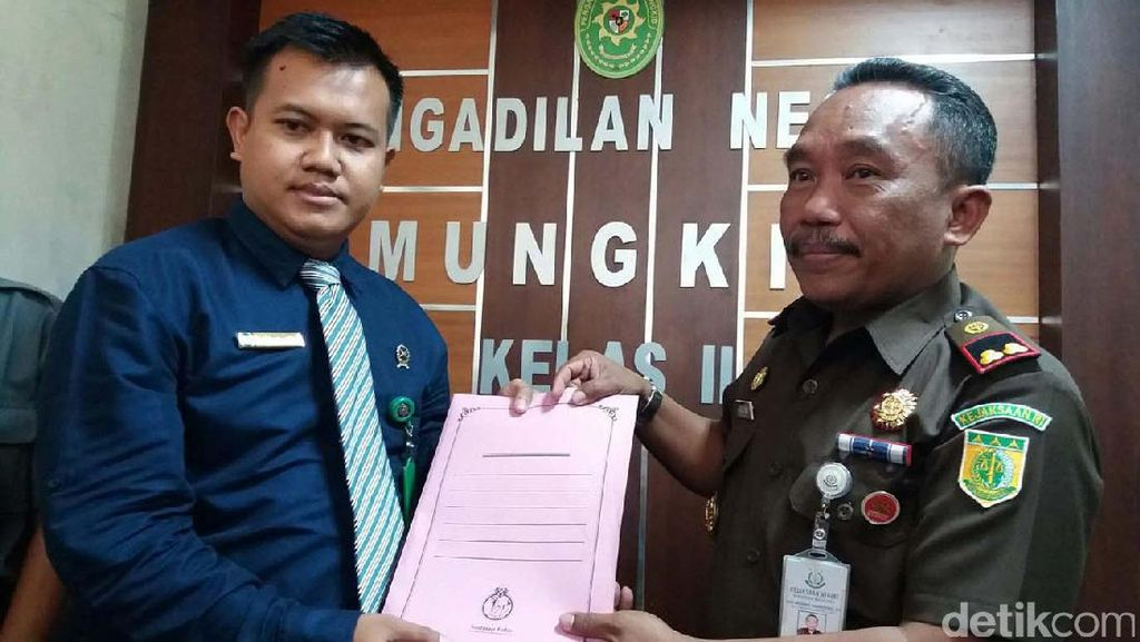 Sidang Pembunuhan Siswa SMA Taruna Nusantara Digelar