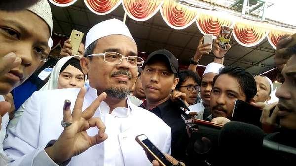 Habib Rizieq Ingin Pulang ke RI, Polri: Kami Menunggu