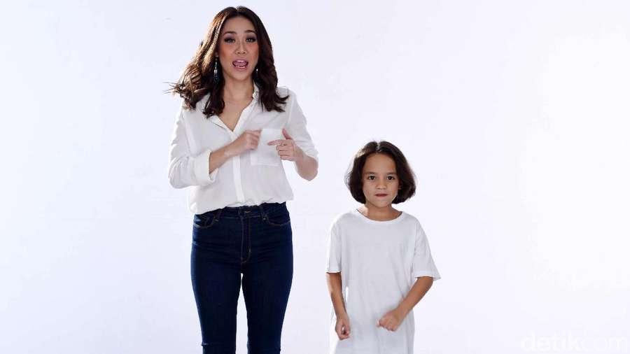 Supermom! Kompaknya BCL dan Noah