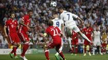 Madrid vs Bayern Tanpa Gol di Babak Pertama